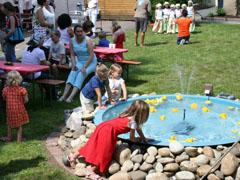 Brunnenfest im Altersheim Waibstadt