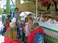 Projekt Kaufladen 2008