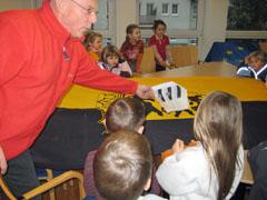 Fahnen und Flaggen - Projekt