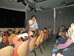 Theaterfahrt der Vorschulkinder 2010