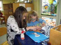 Der Vorlesetag mit Schulkindern